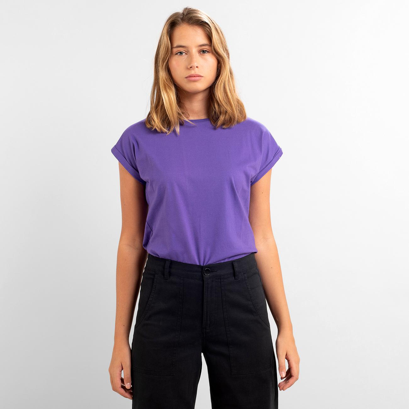 T-shirt Visby Base Purple