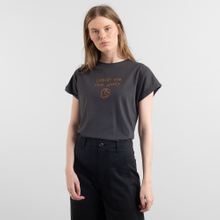 T-shirt Visby Local Planet Charcoal