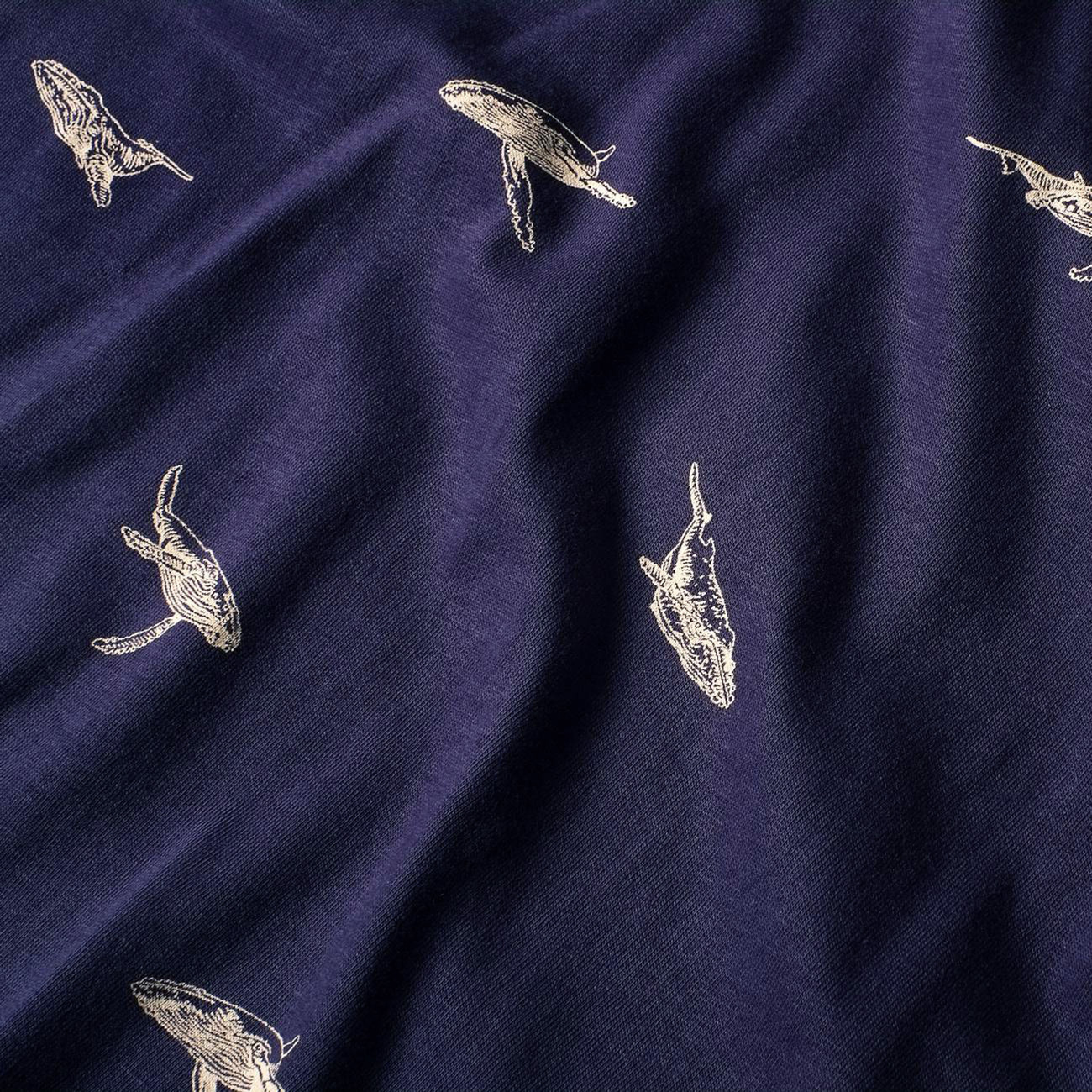 T-shirt Visby Whales