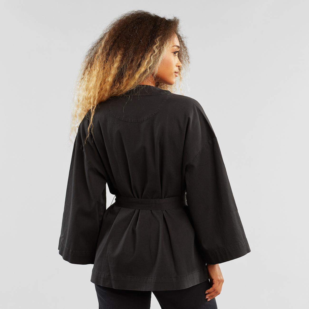 Kimono Allerum Black
