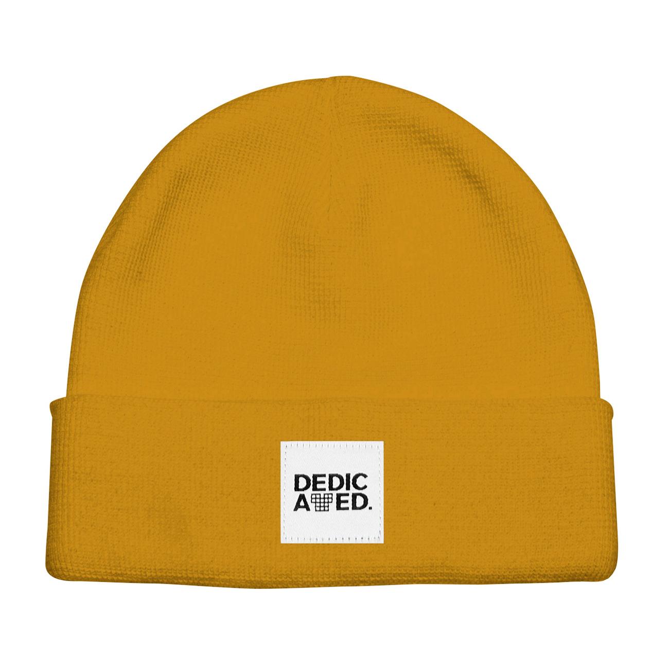 Beanie Kiruna Golden Yellow