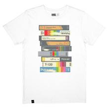 T-shirt Stockholm Video Retro