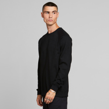 Sweatshirt Malmoe Base Black