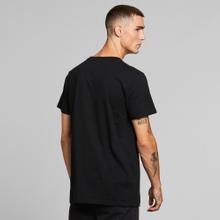 T-shirt Stockholm Woodstock Black