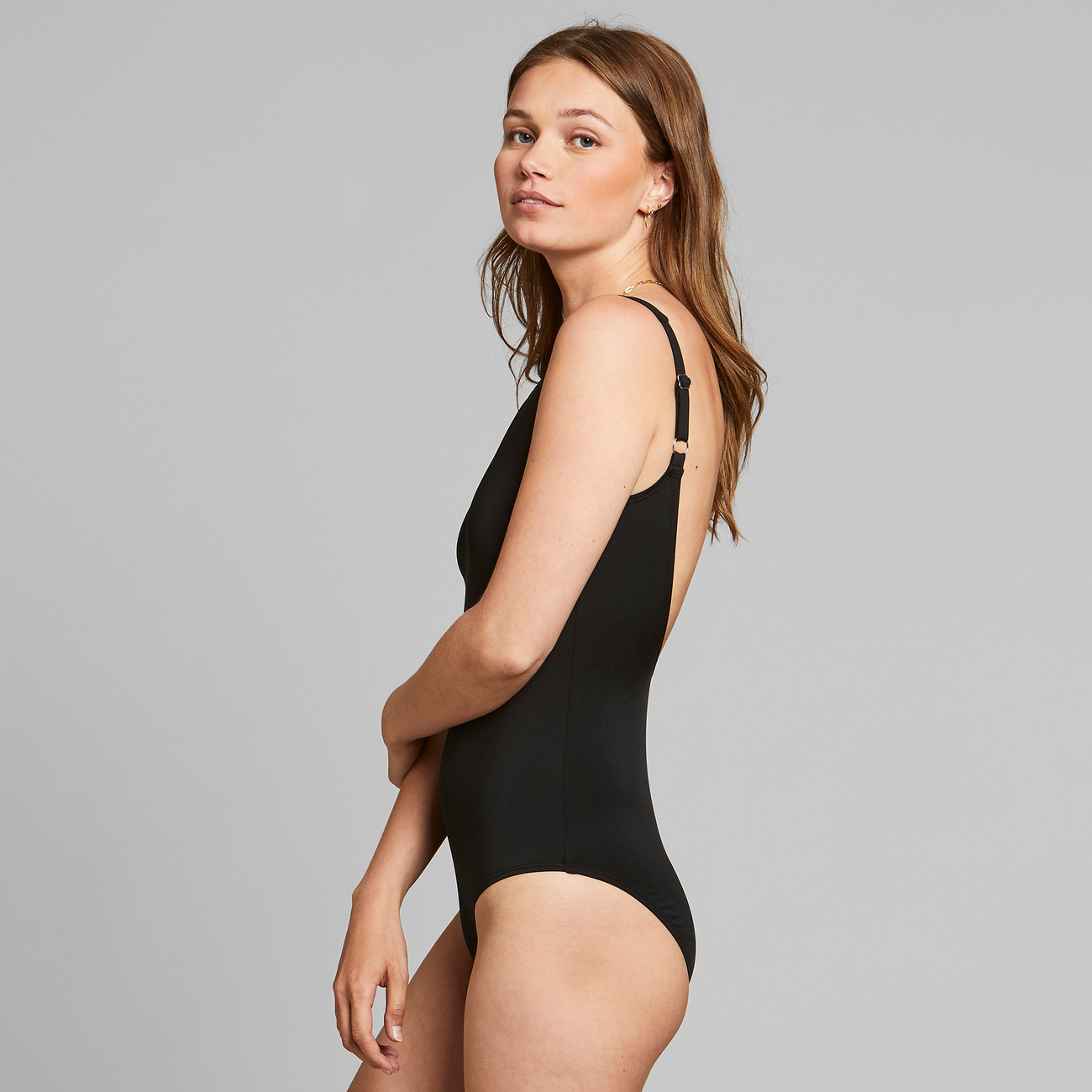 Sport Swimsuit Rana Black