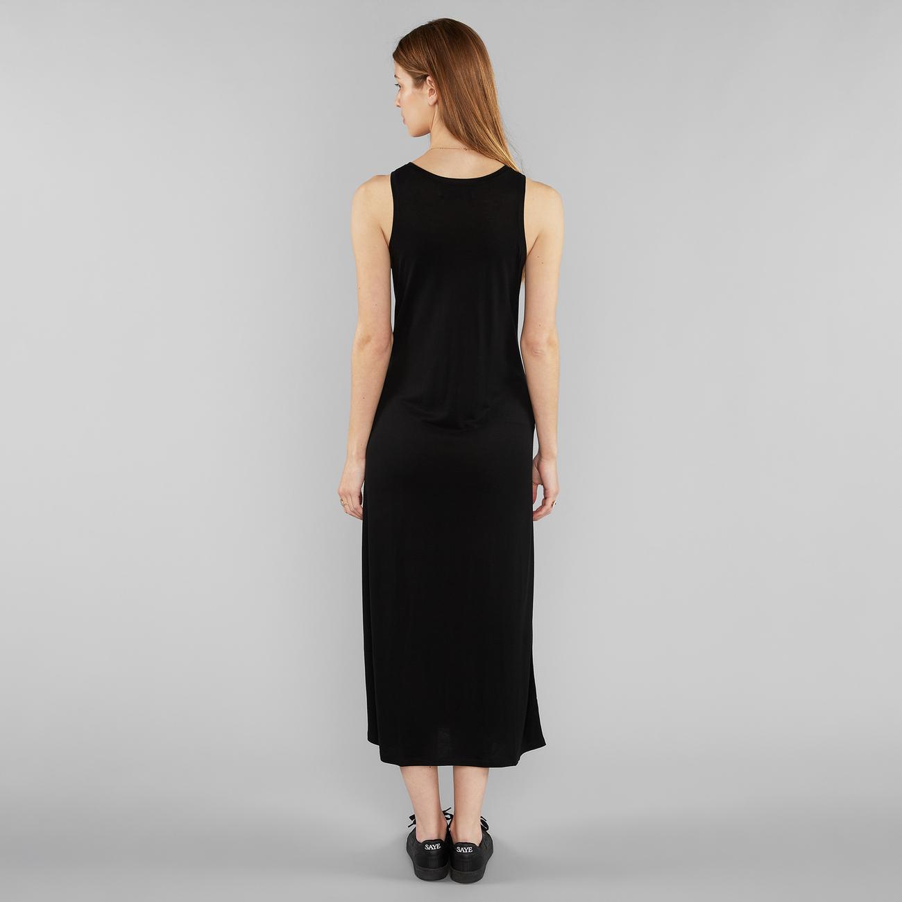 Jersey Dress Kristinehamn Black