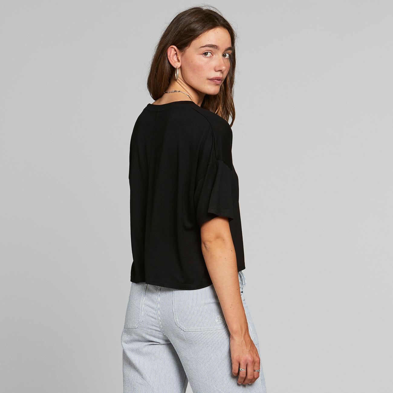 T-shirt Kivik Black