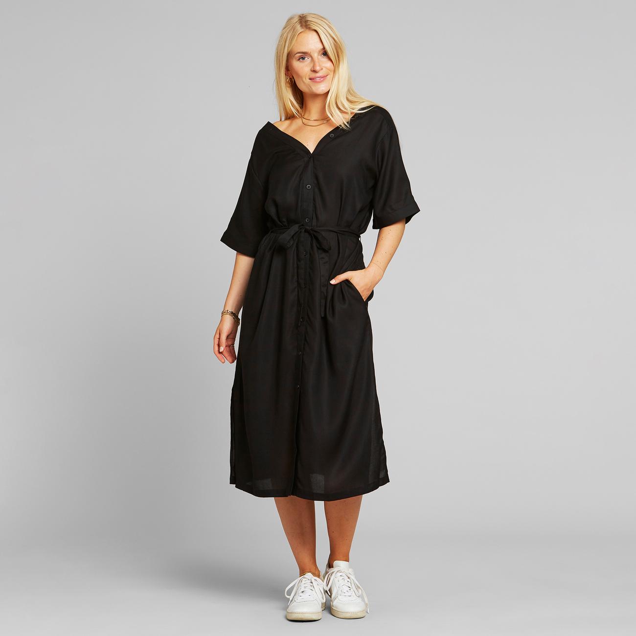 Dress Bornholm Black