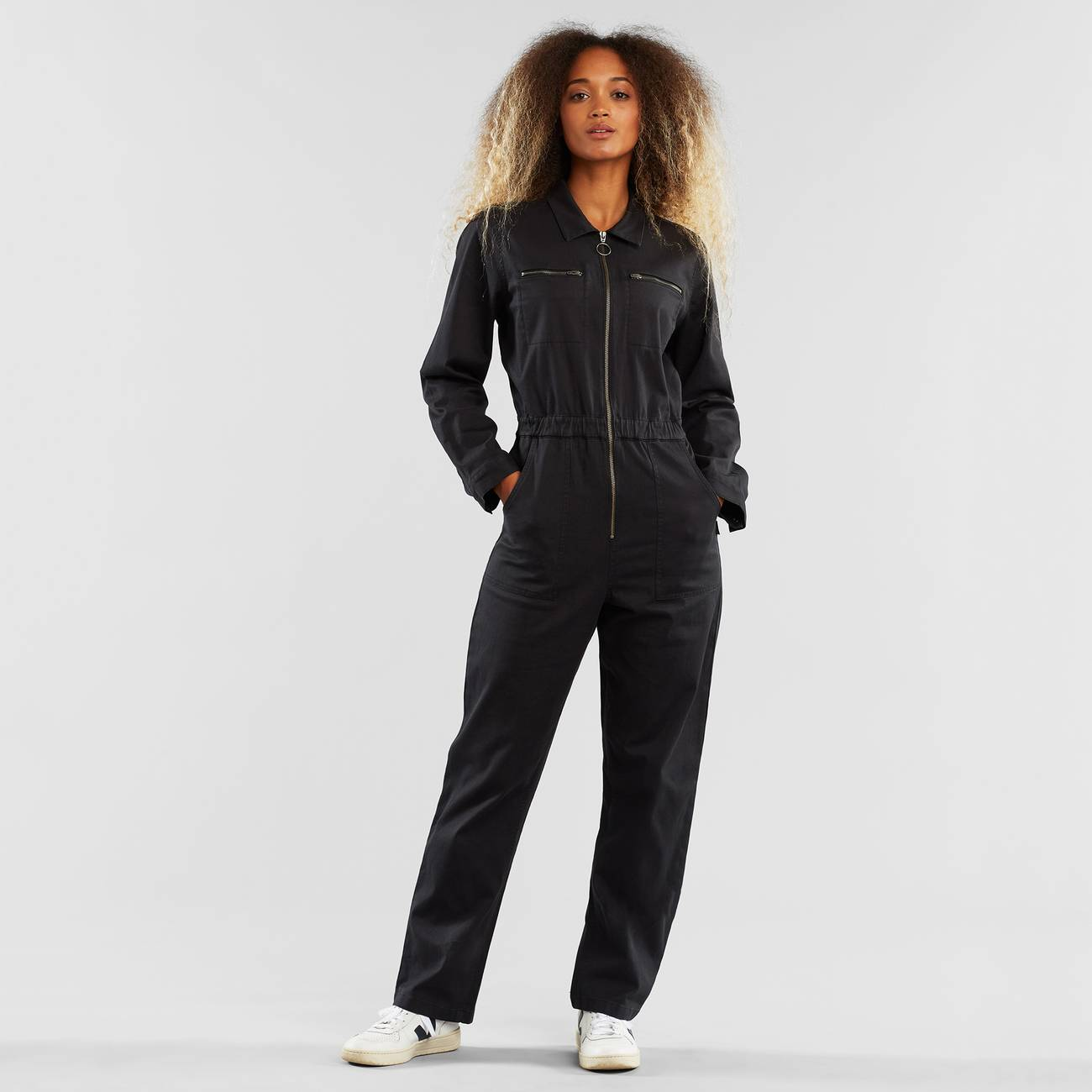Overall Hultsfred Black