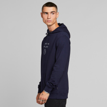 Hoodie Falun Local Planet Navy