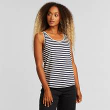 Top Nora Stripes Navy