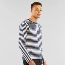 Long Sleeve T-shirt Hasle Stripes Navy