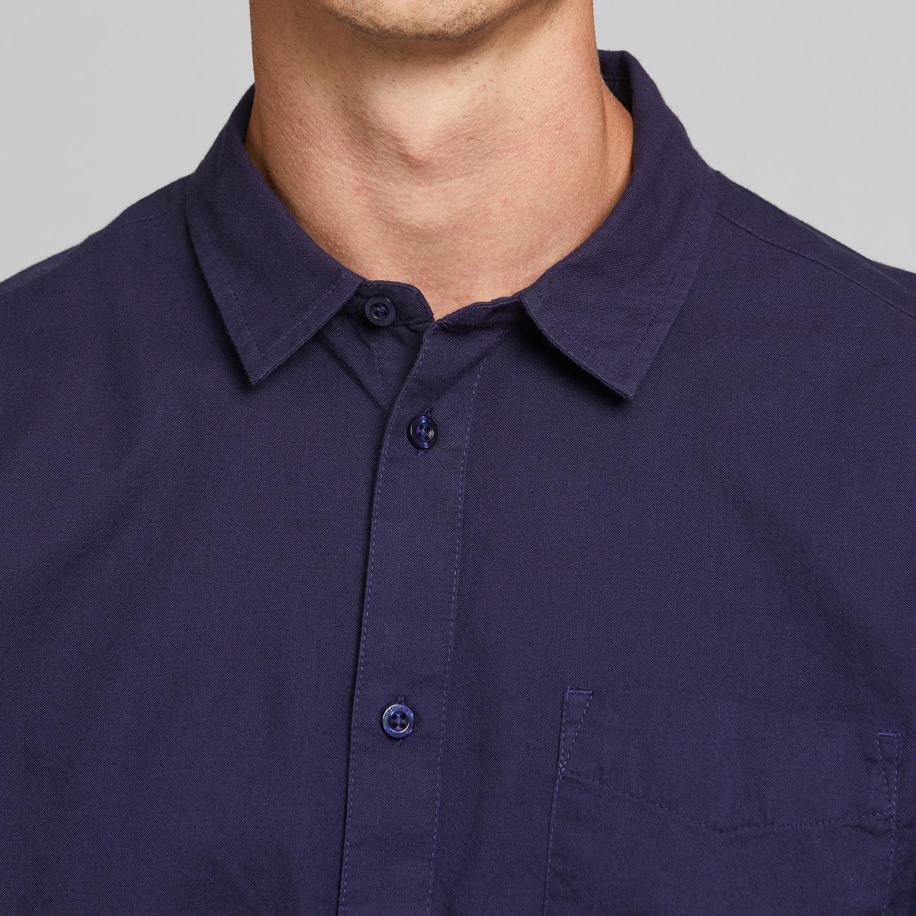 Shirt Varberg Navy