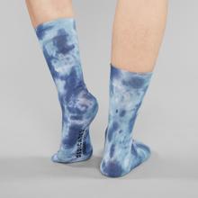 Socks Ullvik Tie Dye Blue