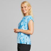T-shirt Visby Tie Dye Blue