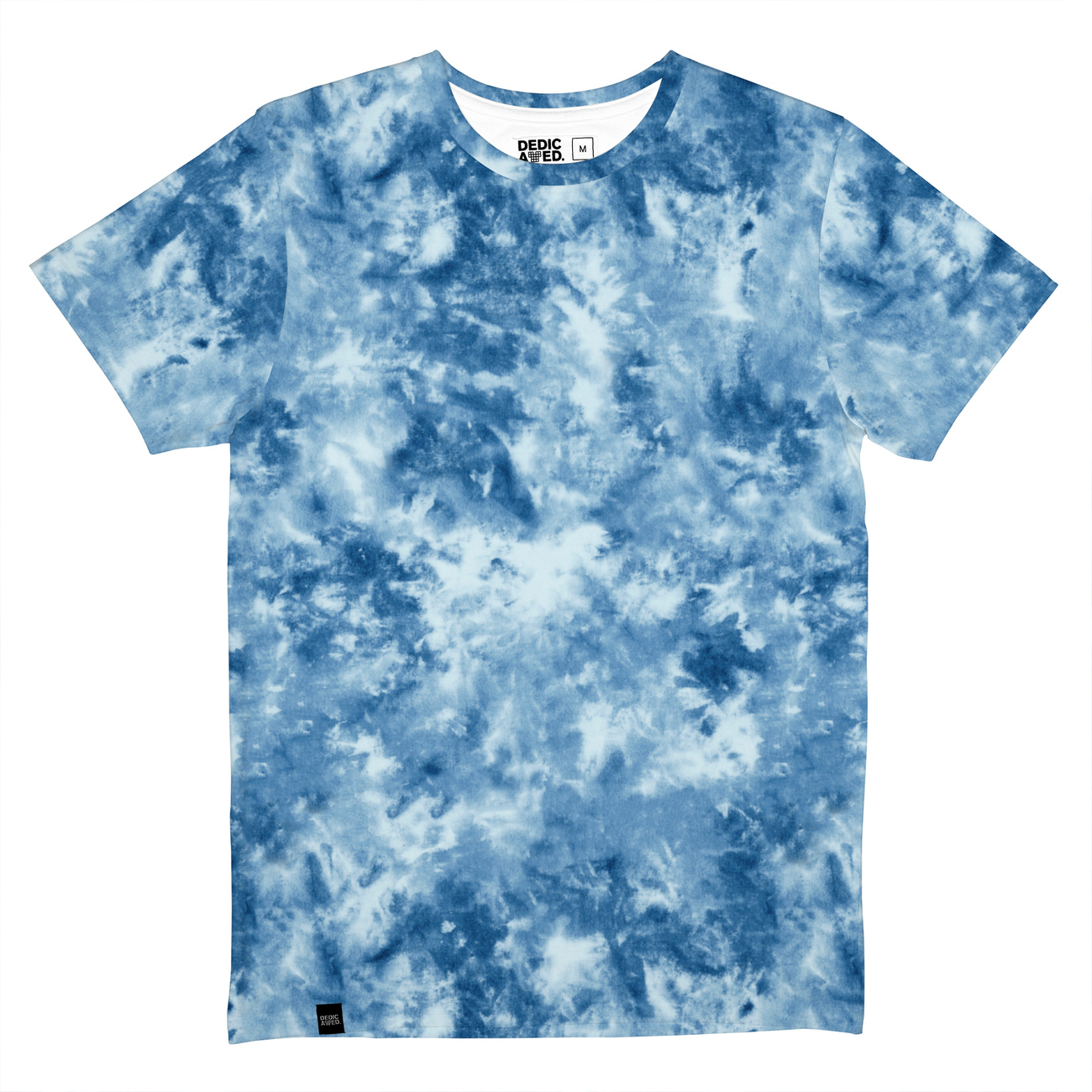 T-shirt Stockholm Tie Dye Blue