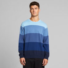 Sweater Mora Stripe Blue