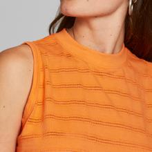 Top Namsos Lace Orange