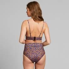 Bikini Top Hemse Leopard Light Brown