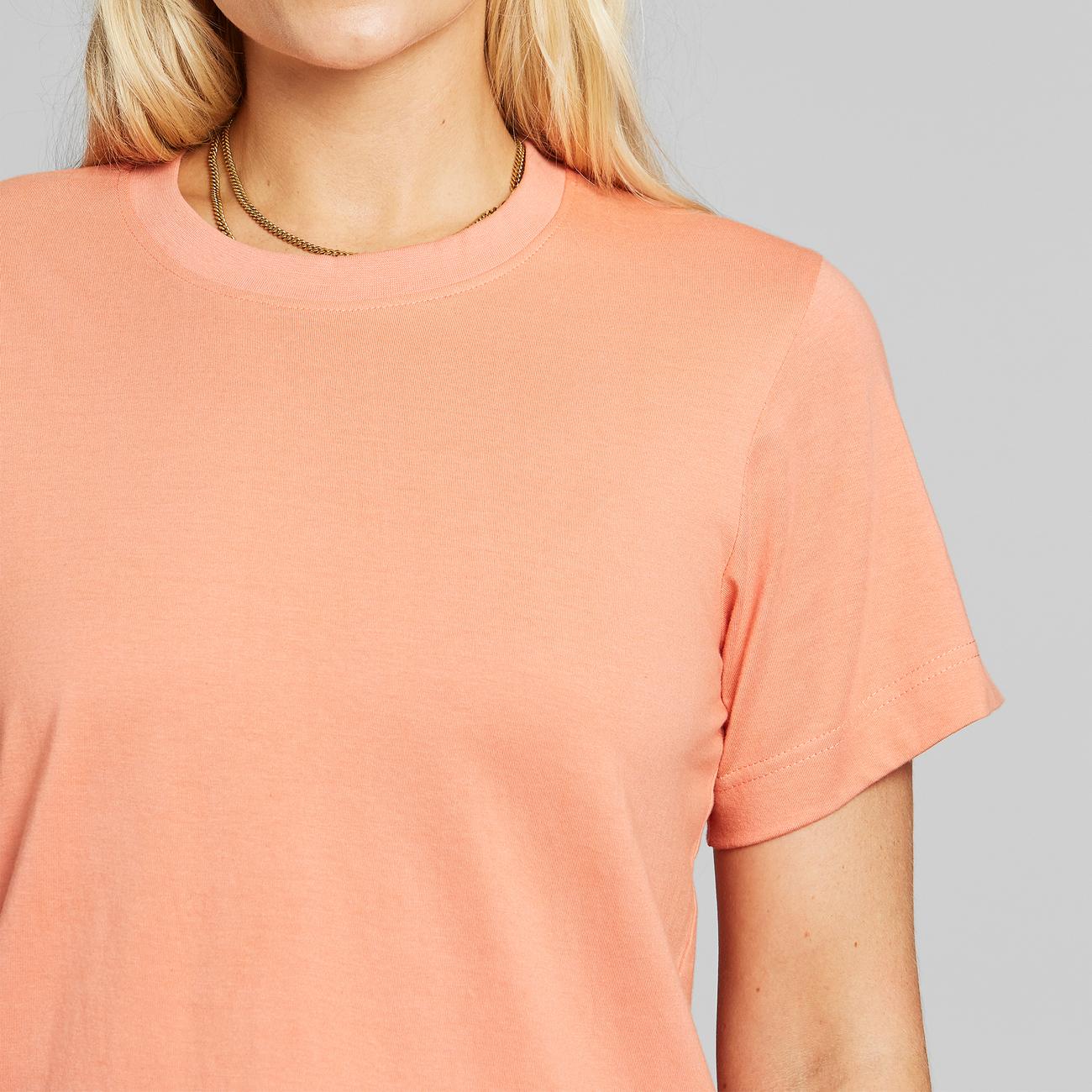 T-shirt Mysen Base Coral