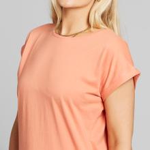 T-shirt Visby Base Coral
