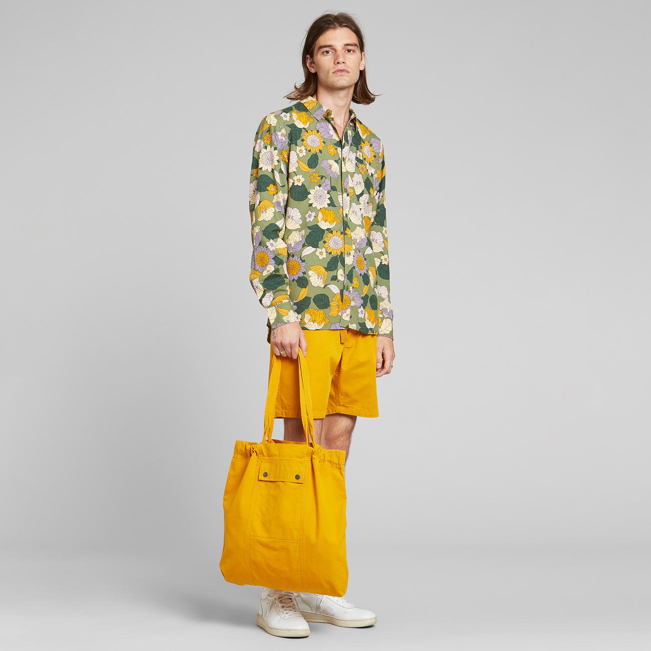 Tote Bag Lycksele Golden Yellow