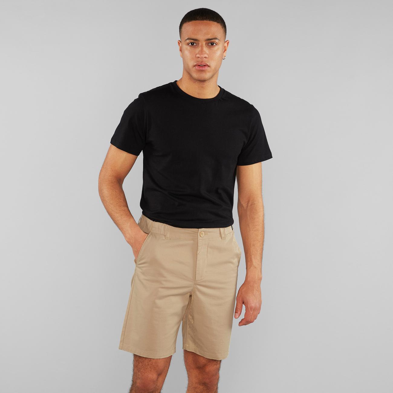Chino Shorts Nacka Khaki