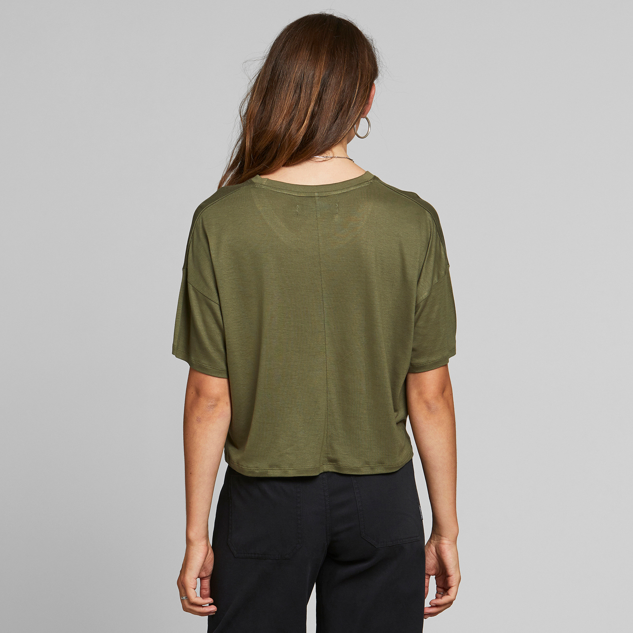 T-shirt Kivik Leaf Green