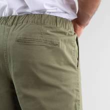 Chino Shorts Nacka Olive Green