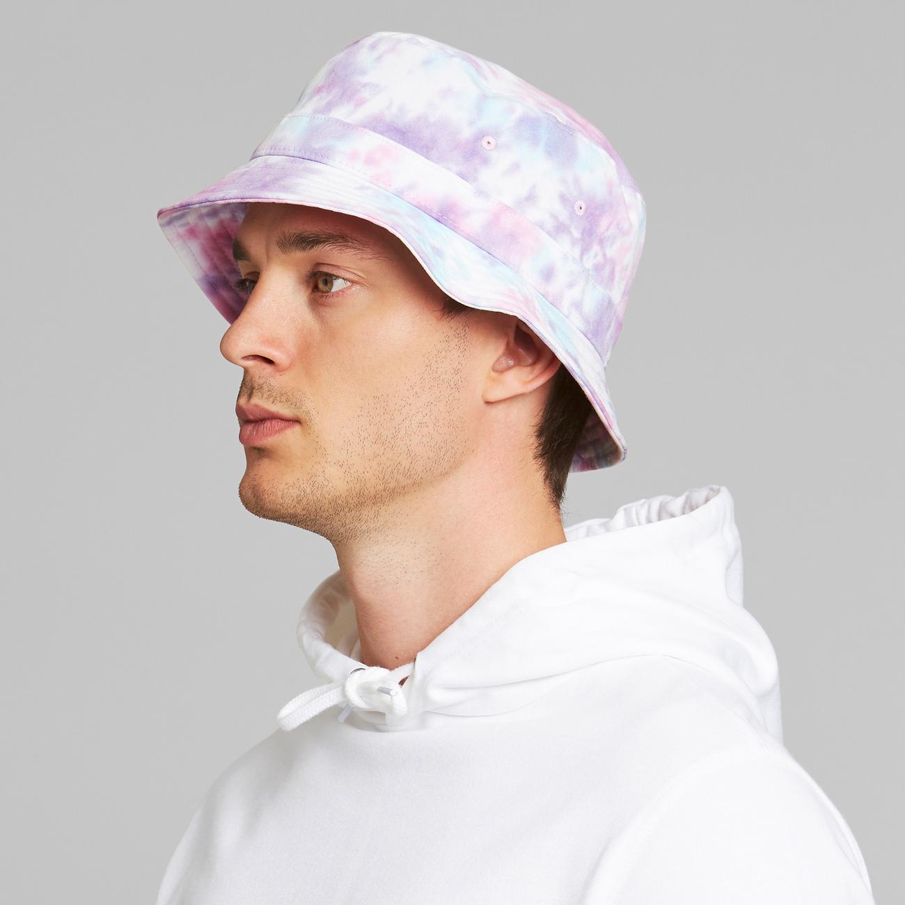 Bucket Hat Tie Dye Multi Color