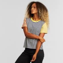 T-shirt Mysen Block Stripes Multi Color
