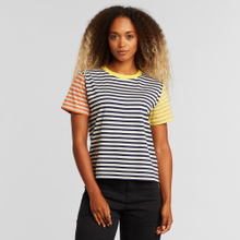 T-shirt Mysen Block Stripes Multi Color