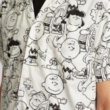 Shirt Short Sleeve Marstrand Peanuts AOP Off-White