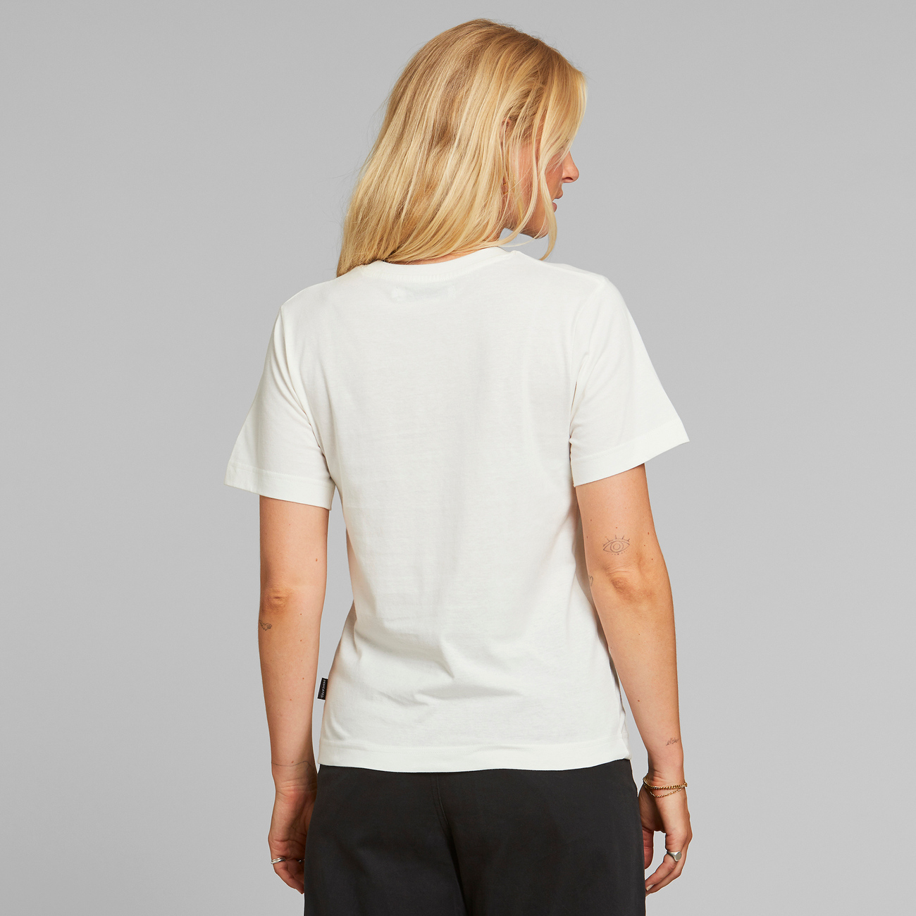 T-shirt Mysen Seize the Awkward Off-White