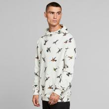Hoodie Falun Hummingbirds Off-White