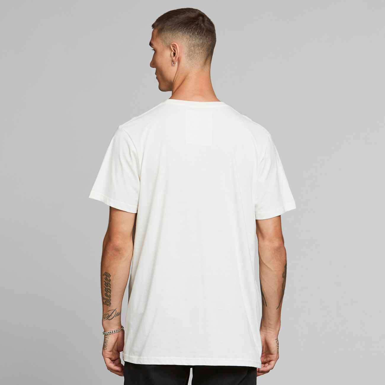 T-shirt Stockholm Color Globe Off-White
