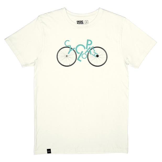 T-shirt Stockholm Cyclopath Off-White
