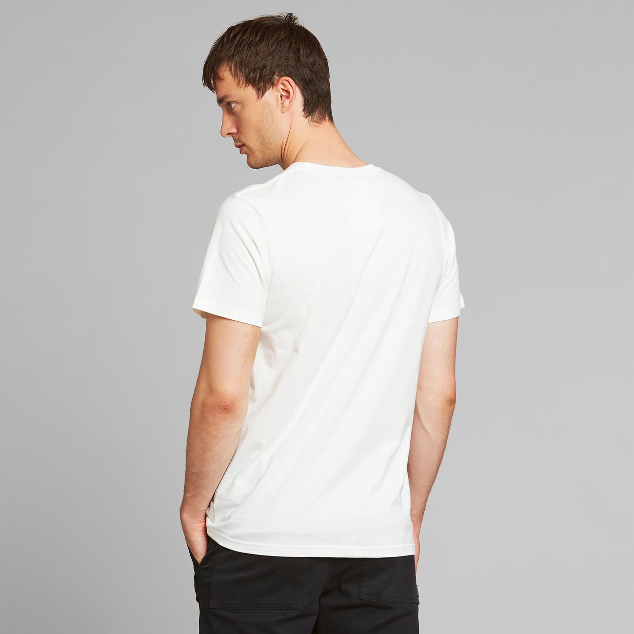 T-shirt Stockholm Cyclopath Off-White