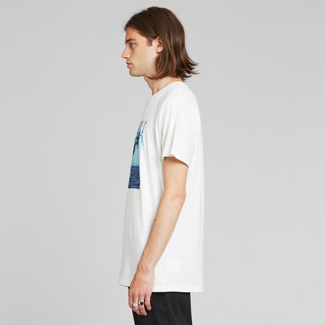 T-shirt Stockholm Squad Goals Off-White