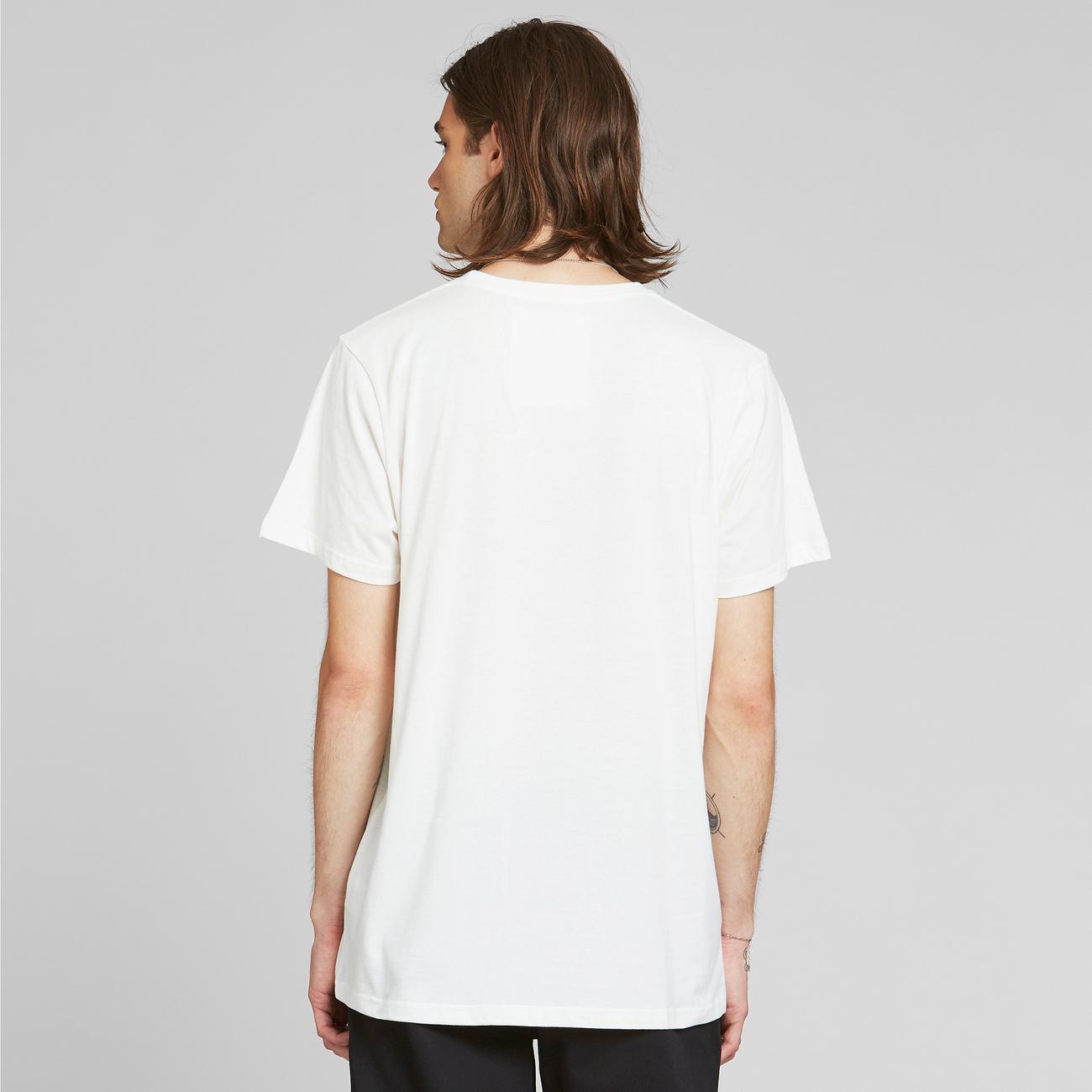 T-shirt Stockholm Whale Shaka Off-White