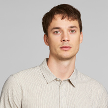 Shirt Varberg Dobby Off-White