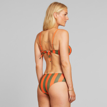 Bikini Bottoms Lau Big Stripes Orange