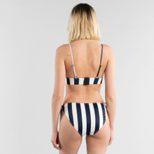Bikini Top Hemse Big Stripes Navy