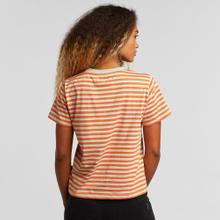 T-shirt Mysen Stripes Orange