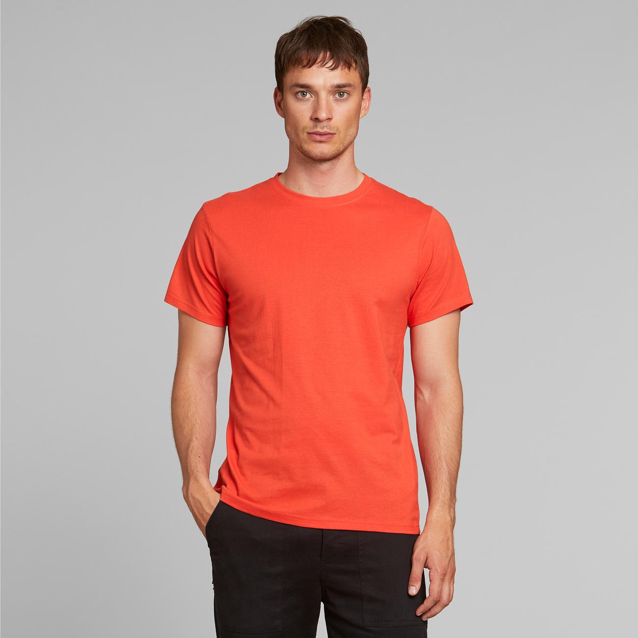 T-shirt Stockholm Base Pale Red