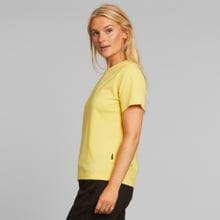 T-shirt Mysen Base Yellow