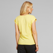 T-shirt Visby Local Planet Yellow