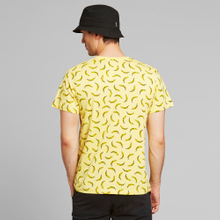 T-shirt Stockholm Bananas Yellow