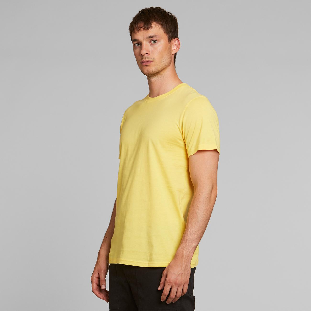 T-shirt Stockholm Base Yellow