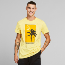 T-shirt Stockholm Feel the Breeze Yellow